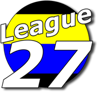 League 27 Logo