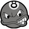 Angry 8 Ball
